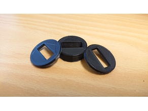 Spacer/Washer for auditorium seat spring pins