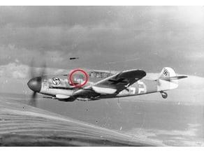 Messerschmitt BF 109 G-6 MG Fuse (Beulen)