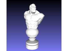 Marvel Hulk Chess