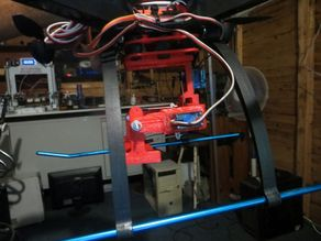 2 Axis Gimbal for IdeaFly4 Quad Copter