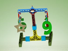 Toy weigher