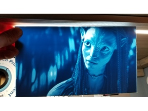 Neytiri Avatar Lithophane
