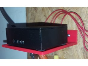 4 channel relay module box