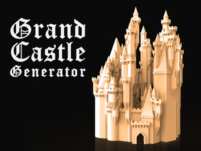 Grand Castle Generator
