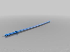 Sephiroth's sword (Masamune)