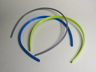Customizable Hair Band