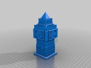 Big Ben Dice Tower