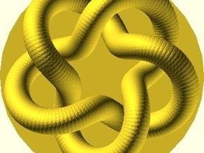 Parametric Knot