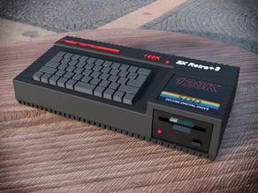 ZX Spectrum Plus/3 Raspberry Pi Case