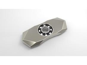 Magnus Style Fidget Spinner Print Version