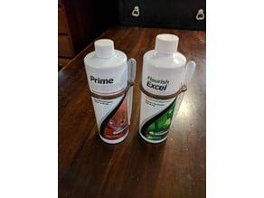 Pipette Holder for Seachem Bottles