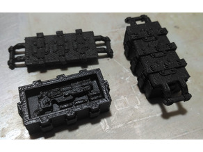 28mm wargame crate