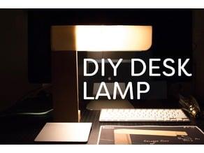 Simple DIY Desk Lamp