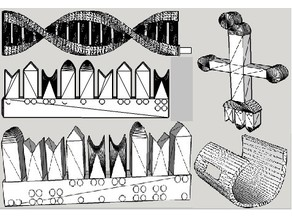 Genetic Material Transportation