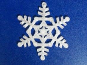 Snow Flake 024