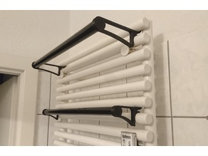 Radiator Towel Holder