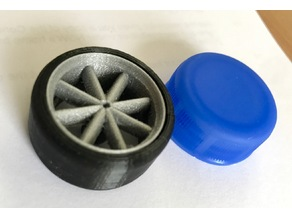 Wheels for Toy Car