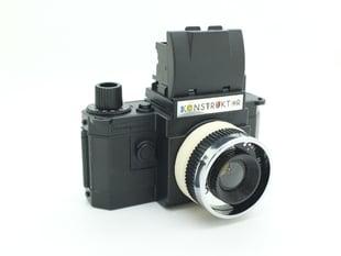 Diana Lens adaptor for Konstruktor camera
