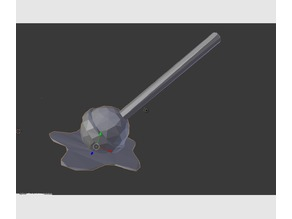 Low poly Lollipop