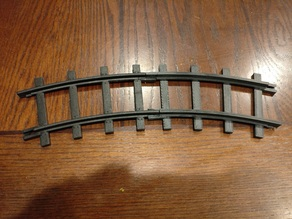Lionel Ready-to-Play Curved Train Track