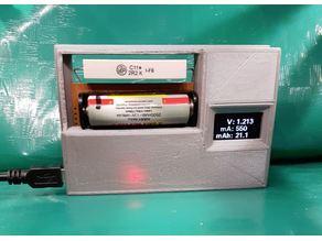 Arduino Battery AA 1.2V Capacity Tester