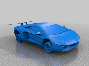 Things Tagged With Lamborghini Thingiverse