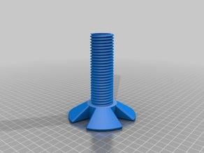 Ender 3 Geeetech A10 Filament Holder Deluxe Remix 150mm