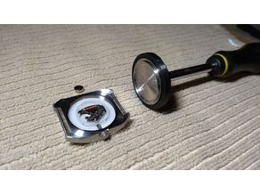 """Watch opening tool 1/4"""" Drive ( Fits Nixon, maybe others )"""