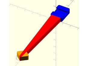 Zylinderlehre - Profilzylinder ausmessen