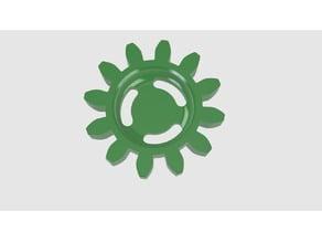 Gear Motor Flag