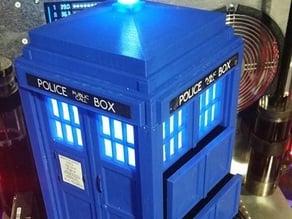 TARDIS with drawers
