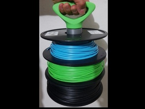 Spool 2 go - Filament holder