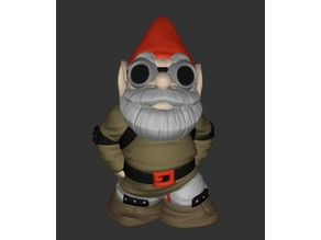 MakerBot Gnome Full Color