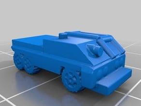 Robotech RRT UEG UN Forces RDF REF AAT40 GunTruck