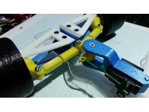 OpenRC F1 Adjustable Steering