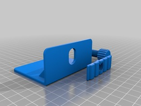 Fridge Bracket - all parts printed