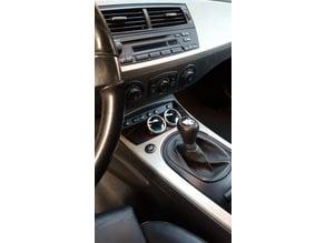 Ashtray Gaugepod (52mm) for BMW Z4