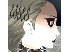 Persona 5 Shadow Sae Hair Accessory