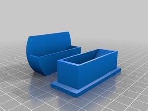 Ruuvitag sensor wall mount / desktop stand combo