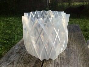 Vase - 16 pointed