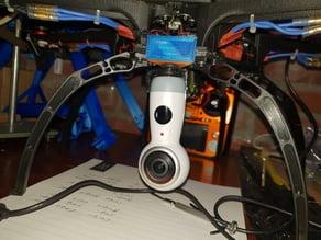 Spyda 500 Camera Mount