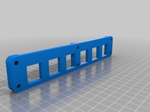 Workshop Modular Tool Hanger