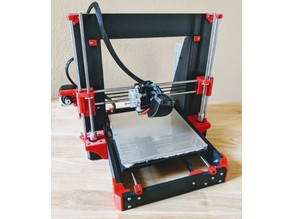 Milled / Printed 3D Printer -V2- MP3DP V2