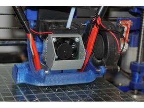 E3D 30mm Fan deflector