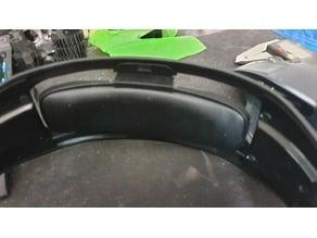 razer mano'war 7.1 wireless gaming headset headband cushion repair diy