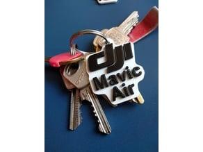 Dji Mavic Air keychain