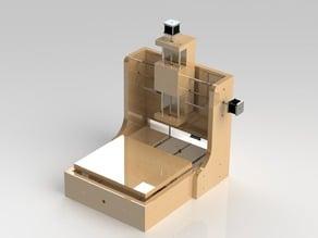 Desktop CNC/3d Printer (concept)