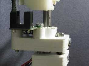 Yet another huxley adjustable Z-endstop
