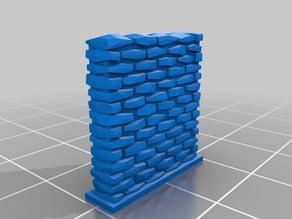 My Customized Stone Wall 3