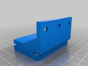 Spool holder mount / bracket for Prusa i3 MK3 LACK enclosure